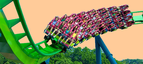 the hydra coaster USA